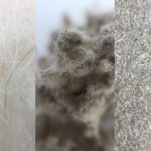 2_Mohair waste in production steps
